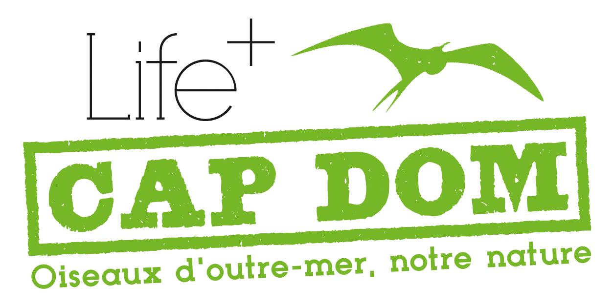 logo Life+ Cap Dom